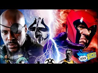 Avengers vs X-men XXX Parody / 2015