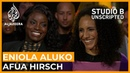 Dispelling the post-racism myth - Eniola Aluko and Afua Hirsch | Studio B: Unscripted