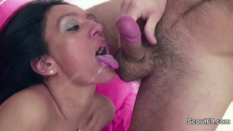 young step son caught mom masturbation and help with fuck 720p