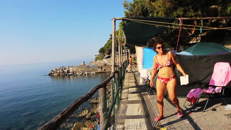 Кемпинги Италии Campeggio Smeraldo Cinque Terre