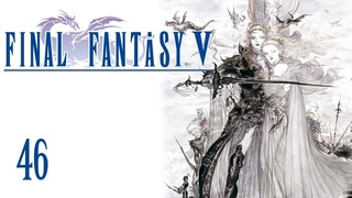 Final Fantasy V (GBA) Part 46 - The Earth Tablet
