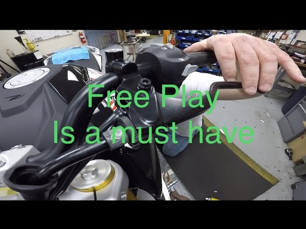 How to adjust clutch cable free play g310