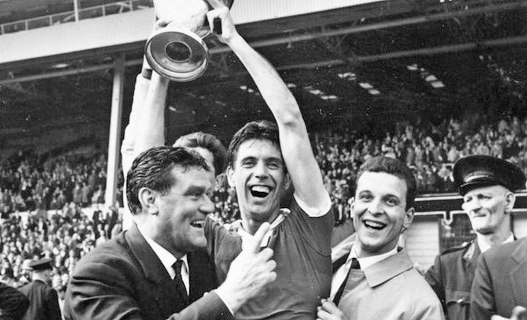 ФК Милан с Кубком европейских чемпионов, 1962/63