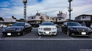 Bentley & Crown highway Rendezvous 4K | SONY FX3 cinematic video