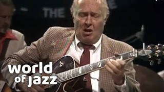 Barney Kessel, Charlie Byrd & Herb Ellis - 'Nuages' & 'Goin' Out Of My Head' (Live -1982)