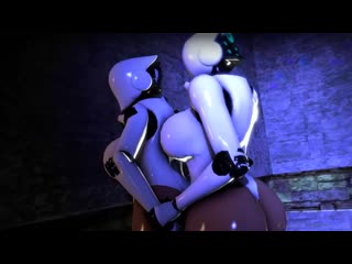 (no sound)haydee futa on female [haydee;porn;ass;dickgirl;futanari;shemale;;animation;sex;3d;sfm]