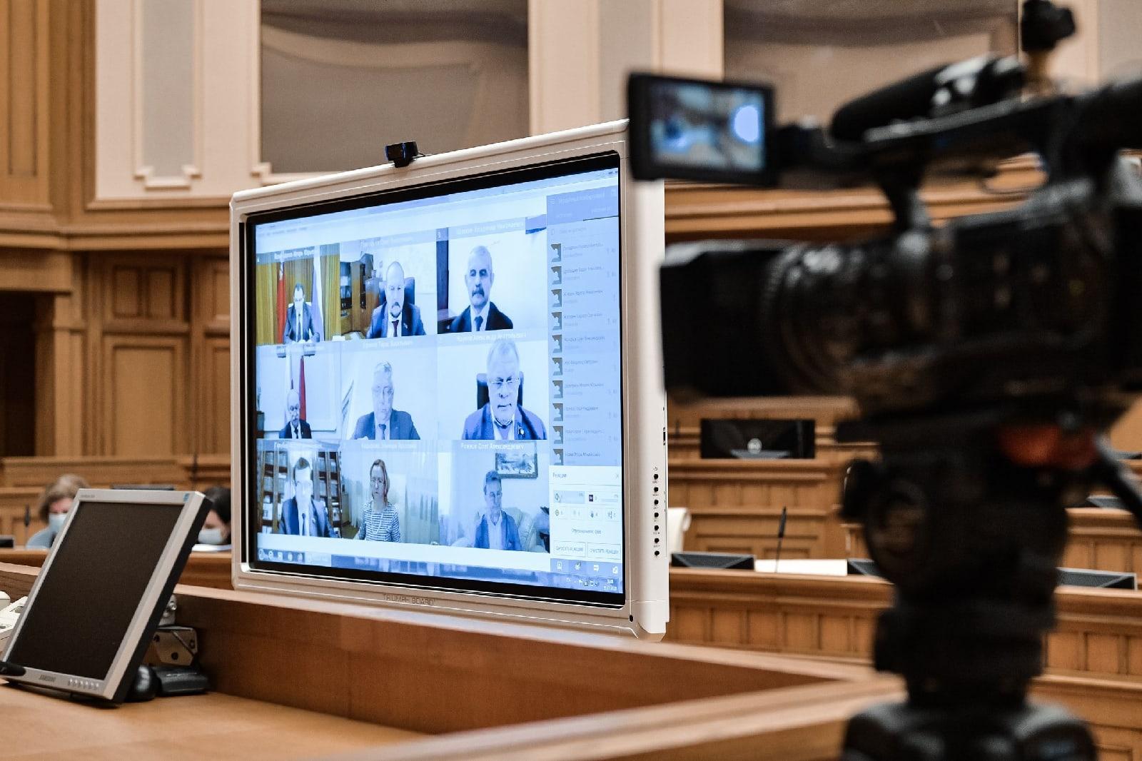 Задать вопросы областному Фонду социального страхования РФ можно будет на 132-ом заседании Мособлдумы.