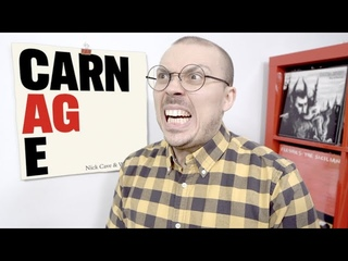 Nick Cave & Warren Ellis - Carnage ALBUM REVIEW
