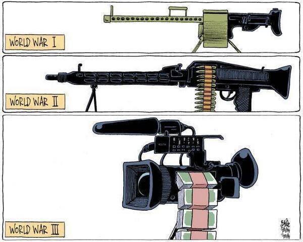 как менялось оружие за последние 100 лет
