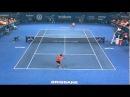 Grigor Dimitrov v Marin Cilic Highlights Men's Singles Round 2 Brisbane International 2014