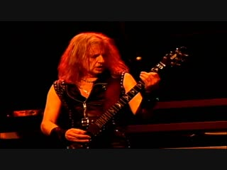 Judas priest - hellrider (live rising in the east 2005)