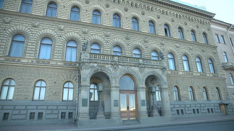 Экскурсия по Дворцу Великого князя Владимира Александровича Дом ученых