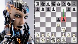 ТАКОГО НИКОГДА НЕ БЫЛО! Латышский гамбит на уровне 3800+.  Leela Chess Zero vs Stockfish 11 TCEC 18