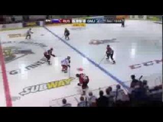 Vladimir Tkachev Amazing Goal vs QMJHL (11/18/13)
