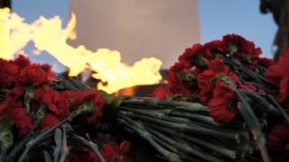 Открытие памятника 100-летию окончания Гражданской войны 4K \ Севастополь