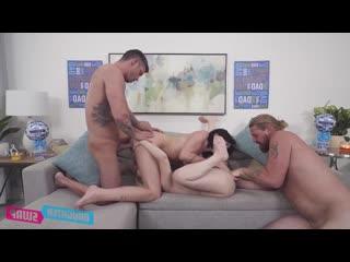 Riley Jean, Aria Banks - Happy Fathers Day [порно, трах, ебля,  секс, инцест, porn, Milf, home, шлюха, домашнее, sex, минет