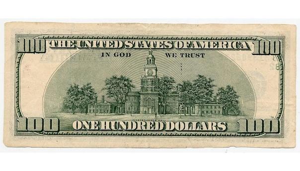 In God We Trust или немного об истории доллара. А знаете ли вы, что надпись In God We Trust на реверсе банкноты американского доллара появилась там лишь после 1955 года, хотя кажется, что такой