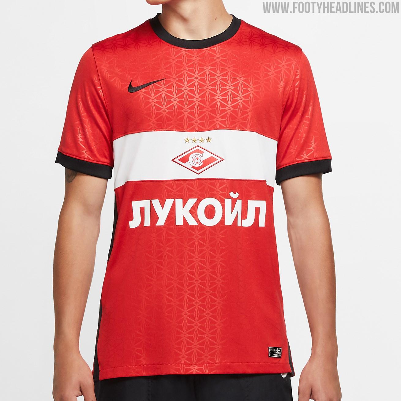 Появились фотографии формы «Спартака» на сезон-2020/21