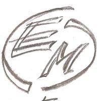 Логотип * English Mag (Magazine) журнал по английскому *