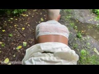 Czech Streets 259 (Публичный секс, Czech, Blowjob, Cumshot, Amazing, Porn, Hardcore, Real Sex, POV, deepthroat, cum in mouth)