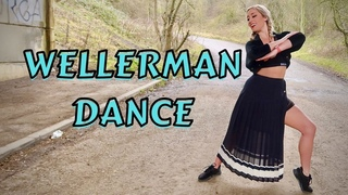 WELLERMAN SEA SHANTY DANCE Nathan Evans 220 KID BILLEN TED