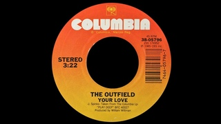The Outfield ~ Your Love 1985 Extended Meow Mix