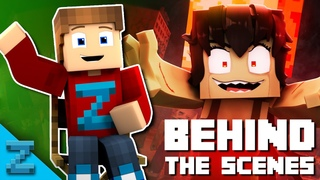Zombie Girl - Behind The Scenes (Minecraft Animated Music Video)