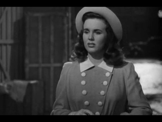 Из за него Дина Дурбин,Франшо Тоун США 1946 г xvid