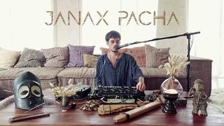 Janax Pacha - Sunrise Yoga Dance (Live Jam) {Organic Downtempo   Folktronica}