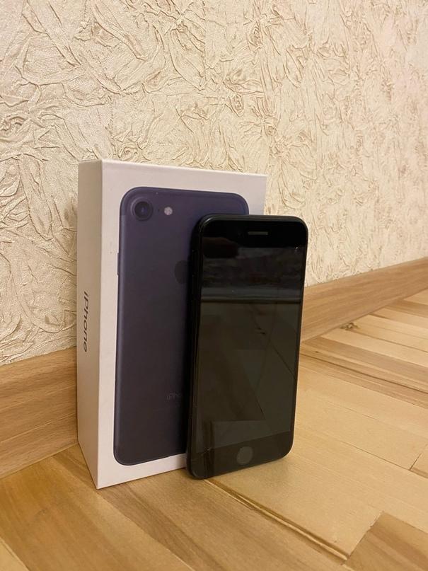 Продаю айфон 7 состояние отличное есть | Объявления Орска и Новотроицка №9956