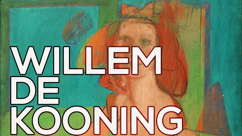 Willem de Kooning: A collection of 169 works HD