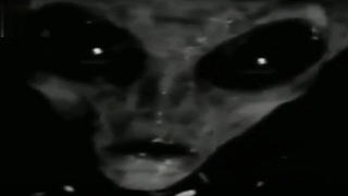 Лицо серого гуманоида
