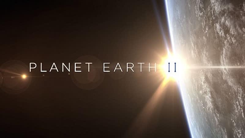 BBC Планета Земля 2 2016 г Научно познавательный Острова