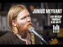 Júníus Meyvant Live on KEXP