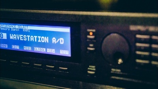 Korg Wavestation A/D | Beautiful, Complex - Unbeatable