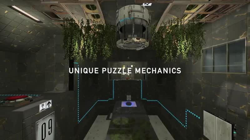 Фанат головоломки Portal 2 готовит модификацию позволяющую перемещаться не только в пространстве но и во времени для этого ес