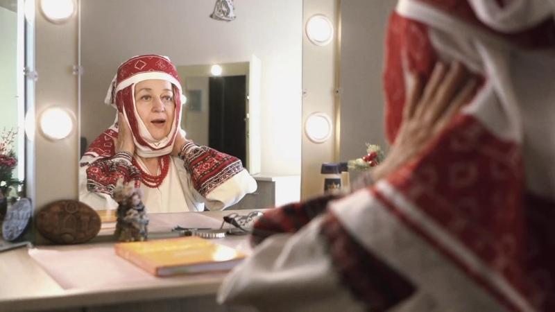 «Каток - залаты лабок» - читает заслуженная артистка Республики Беларусь, Тамара Анатольевна Тевосян