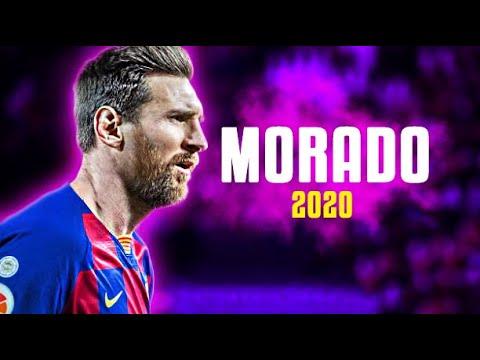 Lionel Messi ● Morado | J Balvin - Skills Goals 2020 ᴴᴰ