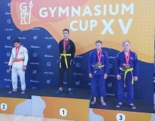 Мировой турнир по джиу-джитсу принёс награду в Липецкий район