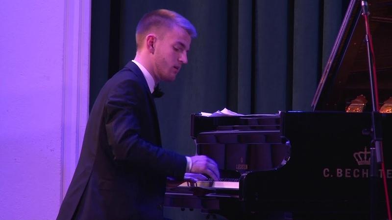 Arseny Vladimirov Trio - Paul McCartney, Blackbird (LIVE at Smolensk Big Philarmonic Hall)