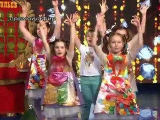 """Детский проект """"Шоколадная Фабрика"""" /телешоу """"Ваше Лото"""""""