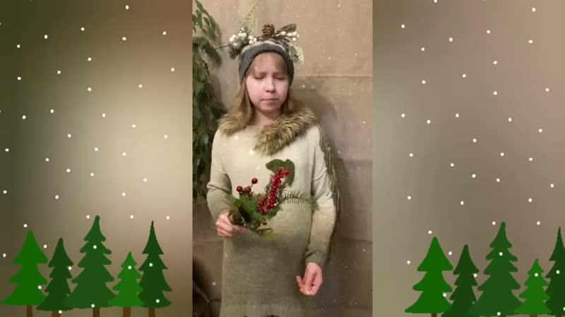Новогодние приключения кадетов Маши и Вити🎄
