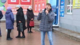 Денис Стальнов Лишь один человек на земле