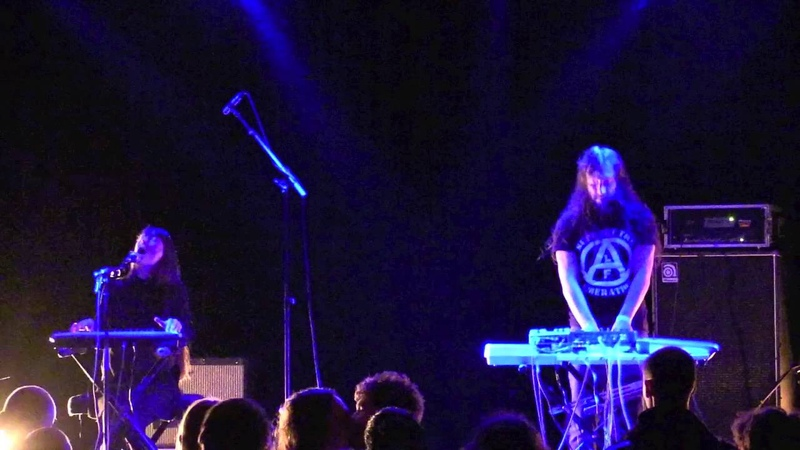 Menace Ruine live at LUFF 2015