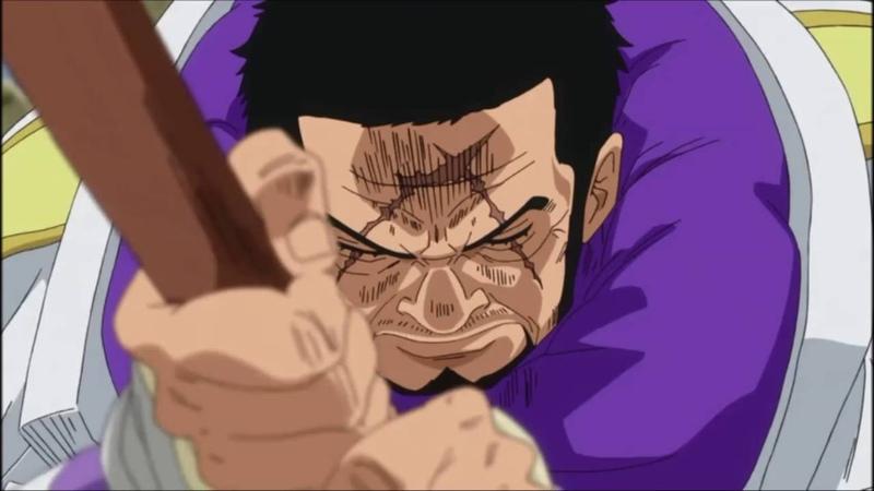 One Piece New World OST - Admiral Fujitora