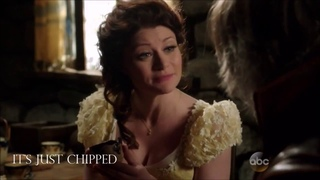 Once Upon A Time - Rumbelle - The Chipped Cup - Rumple/Belle - 1x12-6x01