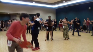 Jack&Jill Intermediate,  отборочный, Spring Zouk Fest 2019,