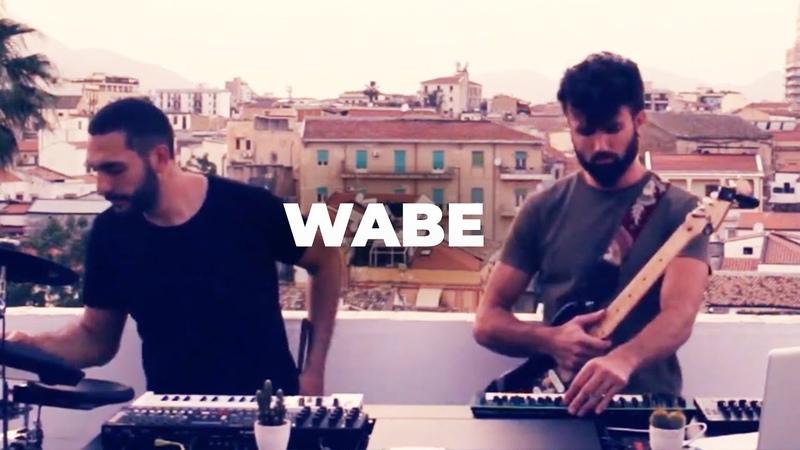 Wabe Live @ Radio Intense Palermo 30 05 2020 Melodic Techno Progressive House Mix