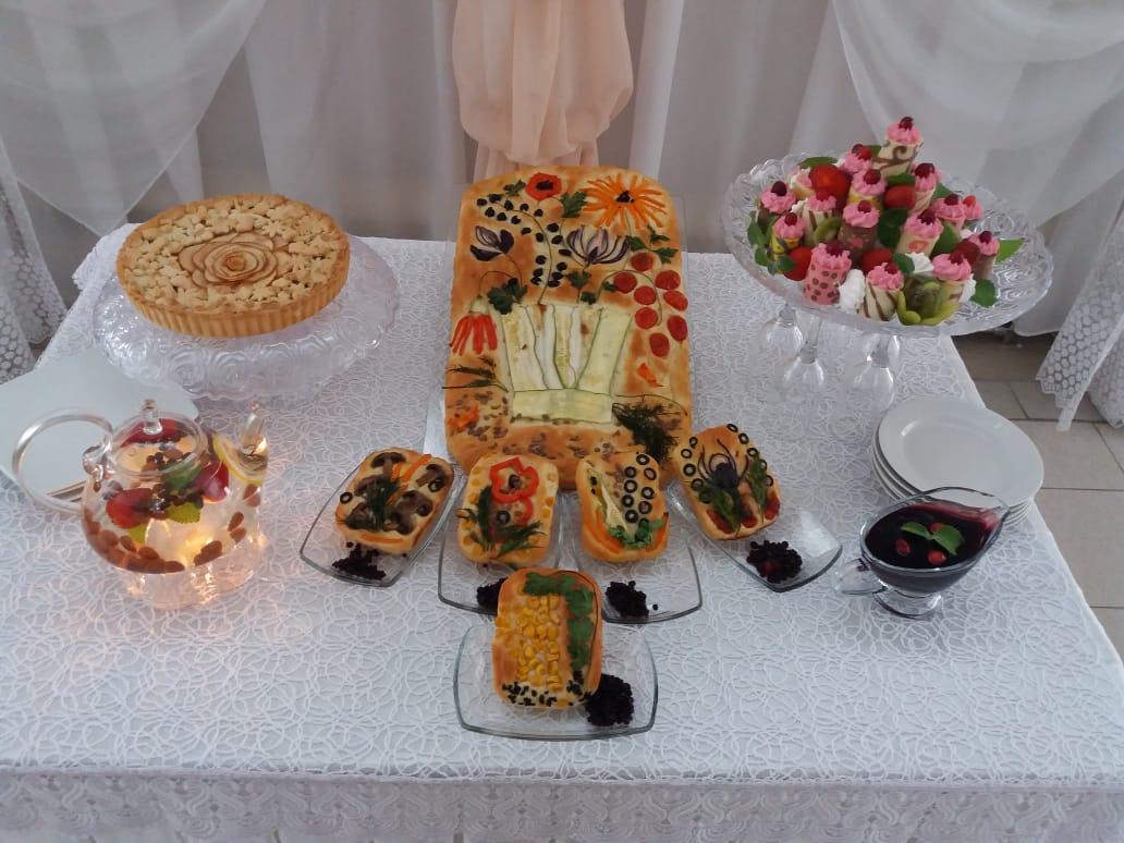 студенческий фестиваль кулинарного искусства и сервировки «Здоровое питание»