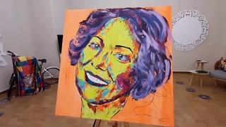 #AURUM персональная выставка художницы Оксаны Фурса